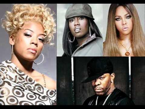 Keysha Cole ft Missy Elliott ,Lil'kim & Busta Rhymes - Let it Go(Remix)