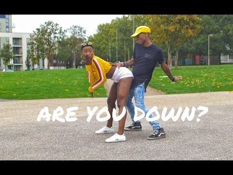 Ladiepoe Feat Tiwa Savage- Are You Down | Tango Leadaz X Nife`