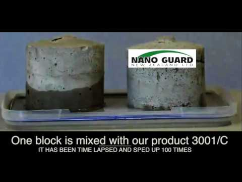 Nano Guard | Cement video