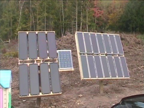 off grid garage pictou county nova scotia diy solar manual trackers