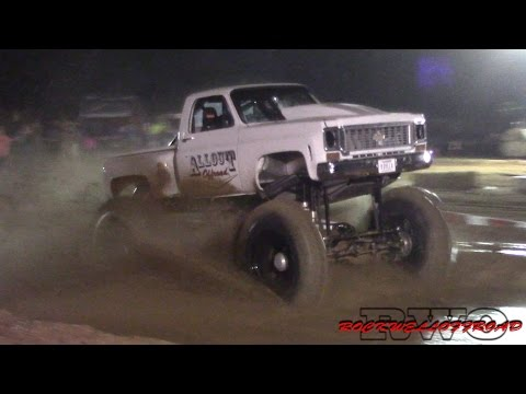 MOST INSANE HORSEPOWER IN MUD!!!!