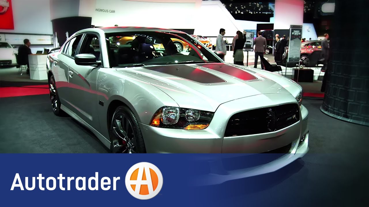 2015 Dodge Charger Super Bee | 2014 New York Auto Show | Autotrader