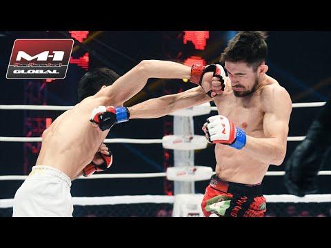 Арман Ашимов против Халка! Битва с Микаэлем Силандером за пояс чемпиона M-1 Challenge!