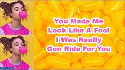 Sonta - Ride For You (Lyrics) Wifin You Remake