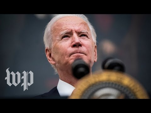 WATCH: Biden delivers remarks on  Boulder grocery-store shooting