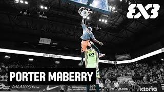 Porter Maberry: What's Gravity? – Dunk Mixtape – FIBA 3x3