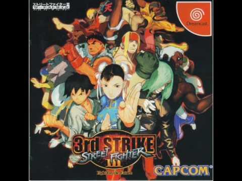 Street Fighter III 3rd Strike - Let's Get It On
