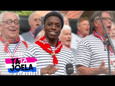 TA JOELA killt RACISME op HARINGFISSA: TATA JOELA #FIRST