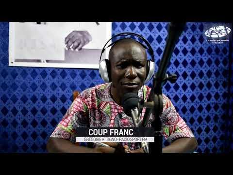 SPORTFM TV - COUP FRANC DU 07 FEVRIER 2019 PRESENTE PAR GREGOIRE ATTIGNO