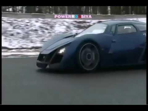 Marussia Motors Russian Super Car Manufacturer Маруся