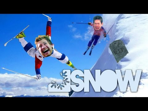 Snow - Taking the Piste! (Skiing Game)