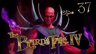 Zagrajmy w The Bard's Tale IV: Barrows Deep PL #37 Otwieramy runiczne drzwi!