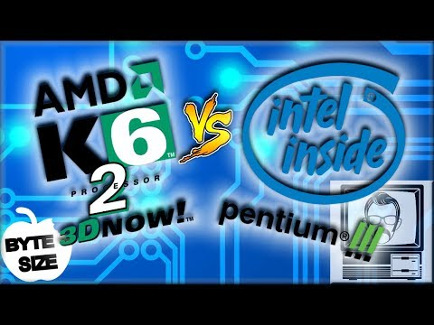 How Intel & AMD Made 3D Faster - 3DNow! vs. SSE