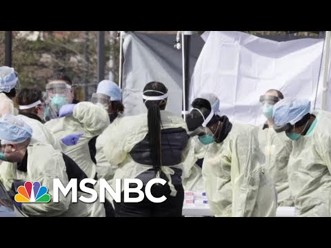 Health Officials In Mich. Confirm Letter On Life And Death Protocols | Morning Joe | MSNBC