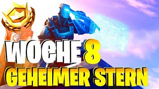 GEHEIMER STERN BANNER WOCHE 8 SEASON 6 Fortnite | Ladebildschirm WOCHE 8 SEASON 6