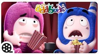Oddbods: MOVIE JUNKIE   Funny Cartoons For Children   The Oddbods Show