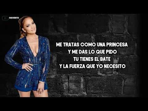 El Anillo Letra Lyrics Jennifer Lopez JLO   2018