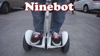 Review Xiaomi Ninebot - El hoverboard de Xiaomi!!
