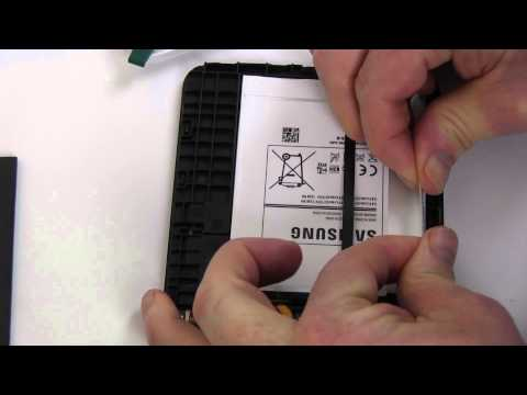 How to Replace Your Samsung GALAXY Tab 3 Lite 7.0 SM-T111 Battery