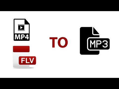 How to convert any video to audio or mp3 | mp4 without any software and free