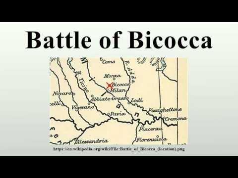 Battle of Bicocca