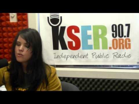 KSER Kate Lynne Logan - The River and The Rain