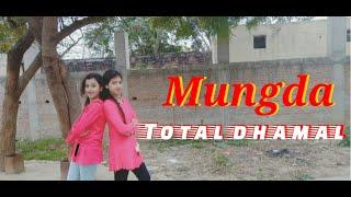 //Total dhamal //Mungda mungda easy steps Dance //choreography by Nikita kanaujiya