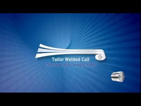 TWB Company - Tailor Welded Coil