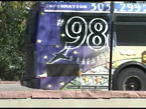 Boulder Bus System