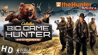 Cabela's Big Game Hunter Pro Hunts - Walkthrough #1 (Hunting)