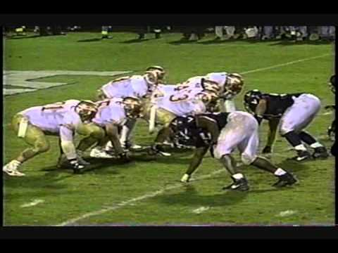 1995 Florida State vs. Virginia highlights