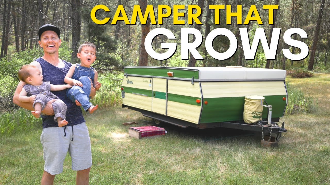 Best Small Camper Trailer for Families: 5 Reasons Why
