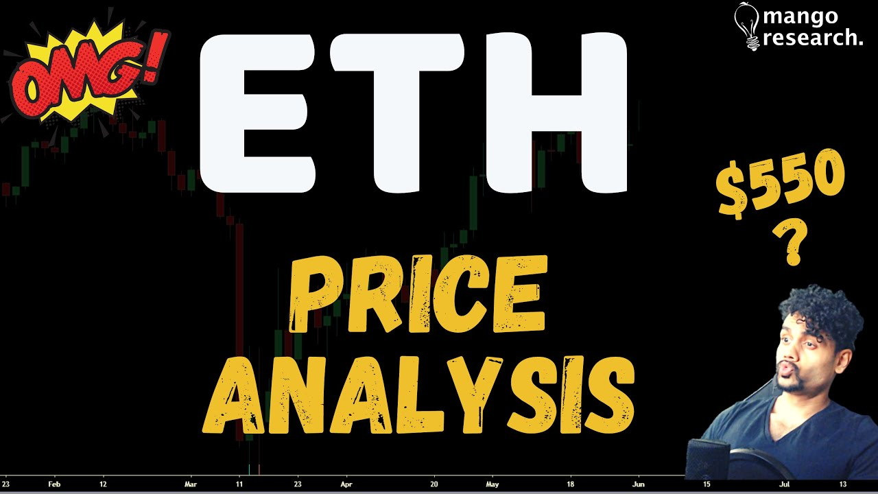 Will Ethereum Pump to 500 ?  ETH Price Prediction Today |  ETH Technical Analysis | August 2020 ?