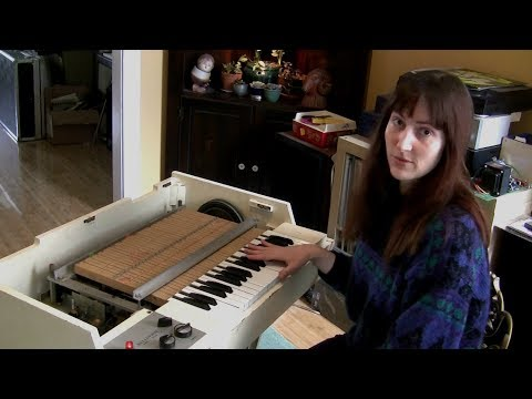 Inside a Mellotron M400: How the Mellotron Works