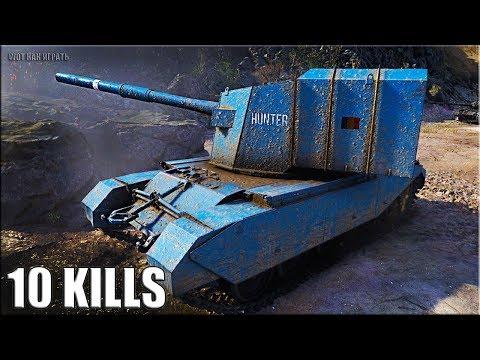 ОПАСНАЯ БАБАХА FV4005 Stage 2 World of Tanks thumbnail