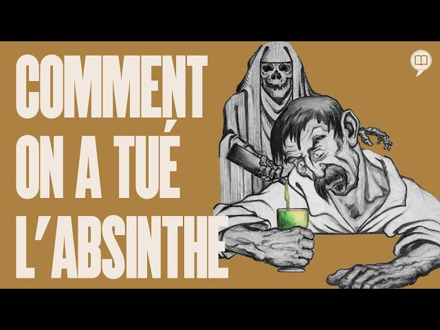La fée verte : ce qu'il faut savoir sur l'absinthe   L'Histoire nous le dira # 166