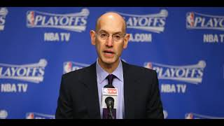 Who's running the NBA Adam Silver or the players?