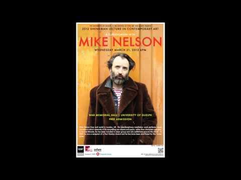 Mike Nelson - 2012 - MFA Graduate Seminar