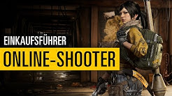 Die 10 besten Online-Shooter | Einkaufsführer zu Multiplayer-Ballereien (Stand: Februar 2020)