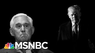 Trump Seems Poised To Pardon Convicted Associate Roger Stone | The 11th Hour | MSNBC