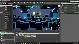 (Update)Commander Polygon Game made in UE4 by me