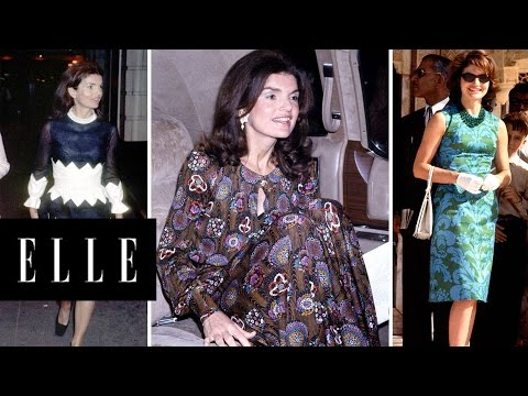 Jackie Kennedy's 6 Essential Style Rules | ELLE