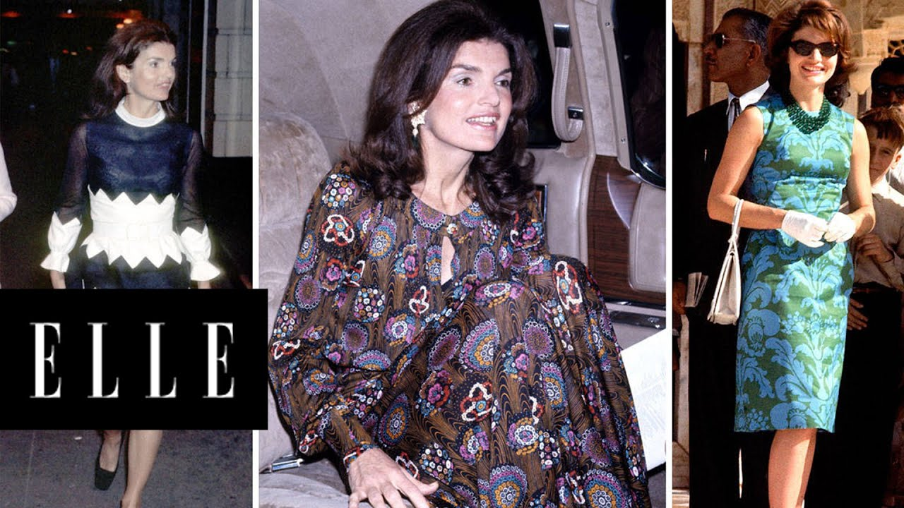 Jackie Kennedy 39 S 6 Essential Style Rules Elle Youtube