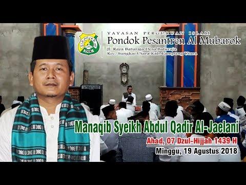 Al Mubarok - Full Video Manaqib Syeikh Abdul Qadir Al-Jaelani