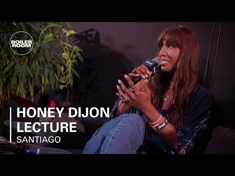 Honey Dijon Talks Early Chicago House, first Record & Being A Party DJ | Boiler Room BUDx Santiago