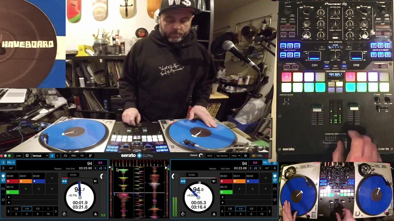 Serato Custom MIDI User Modes for the Pioneer DJM-S9 [Download