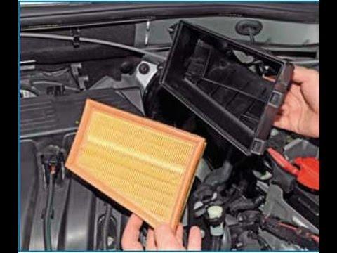 Принцип работы топливного фильтра в мороз на Renault Kangoo 1.5 .