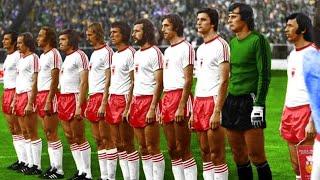 1975 [293] Polska v Holandia [4-1] Poland v Netherlands