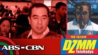 DZMM TeleRadyo: Pressed to quit, Comelec's Bautista seeks God's guidance