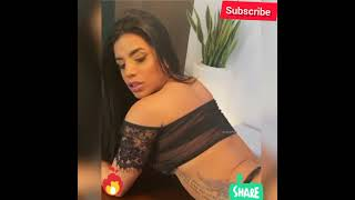 Hottie lady with sex lingerie! Sexy show HD